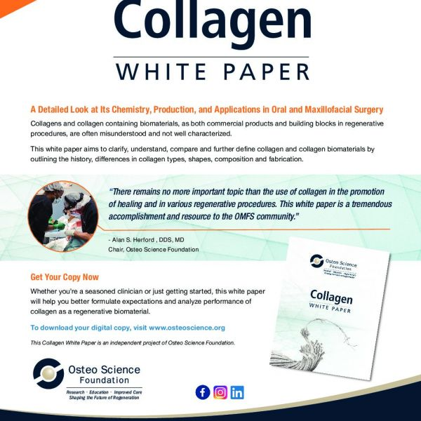 Osteo Science Foundation Collagen White Paper