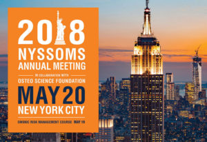 2018 NYSSOMS