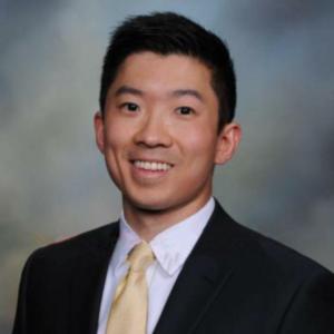headshot of Brian Cheung, DDS