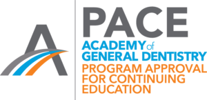 PACE Academy of General Dentistry logo