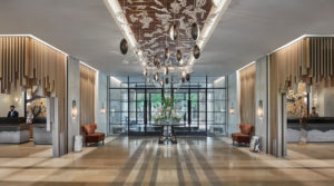Austin Meeting 2021 - Four Seasons Lobby